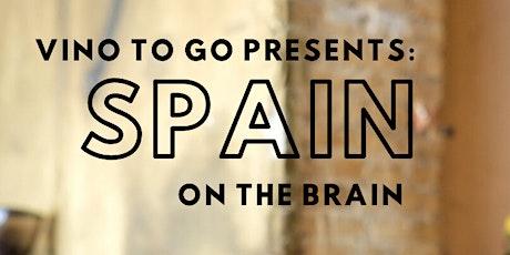 Wine School Class: Spain on the Brain - A Wine Tasting & Social Event tickets