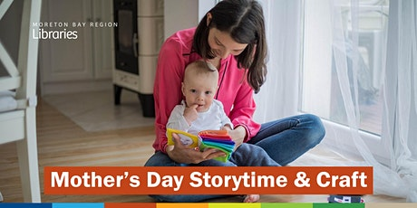 CANCELLED - Mother's Day Storytime & Craft (2-5 years) - Bribie Island Library tickets