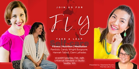 Take a Leap – Fitness, Nutrition and Meditation as Self-Care tickets