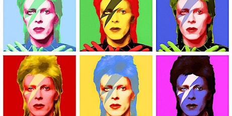"Studio Experience : David Bowie ""Ziggy Stardust"" billets"
