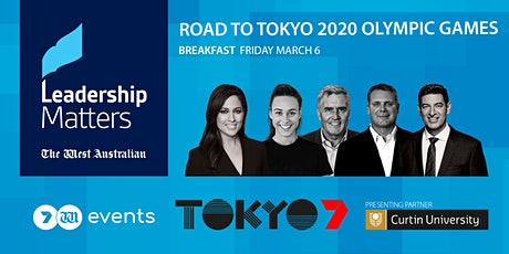 Leadership Matters: Tokyo 2020 Olympic Games Breakfast tickets