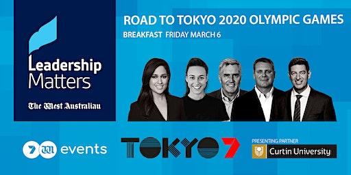 Leadership Matters: Tokyo 2020 Olympic Games Breakfast