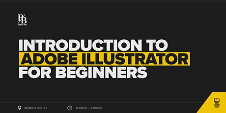 Learn The Introduction to Adobe Illustrator for Beginners tickets