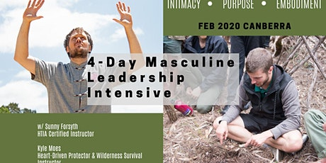 Masculine Leadership Intensive tickets