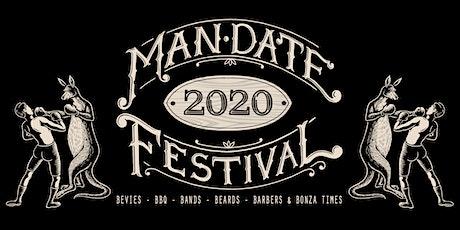Man Date Festival tickets