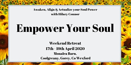 Empower Your Soul Weekend Retreat tickets