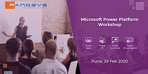 Microsoft Power Platform Workshop