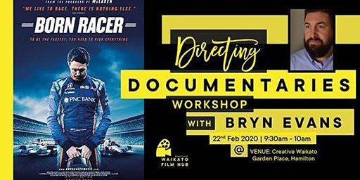 Documentary Directing with Bryn Evans