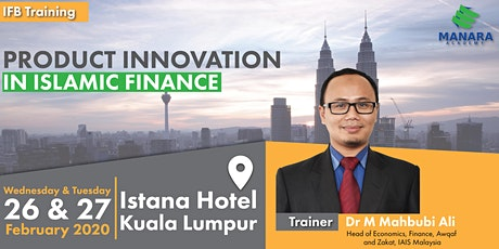Product Innovation In Islamic Finance tickets