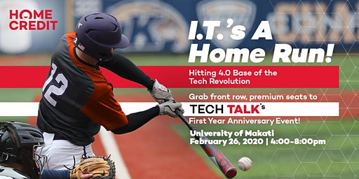 Tech Talk:  I.T.'s A Home Run