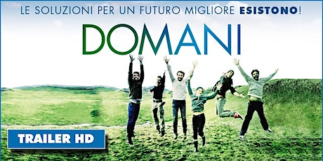 Domani film  - Foodamentale tickets
