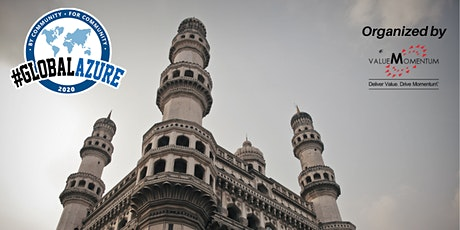 Global Azure 2020 at ValueMomentum, Hyderabad tickets