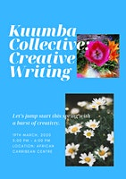 Kuumba Collective: Creative Writing