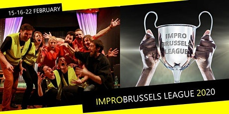 ImproBrussels League - full ticket (3 Shows) tickets
