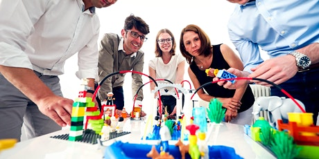 """Schnupper-Workshop """"Unternehmenskultur mit LEGO® SERIOUS PLAY®"""" Tickets"""