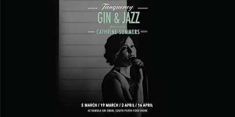 Cathrine Summers presents Tanqueray Gin & Jazz - A Summers Night in Paris tickets