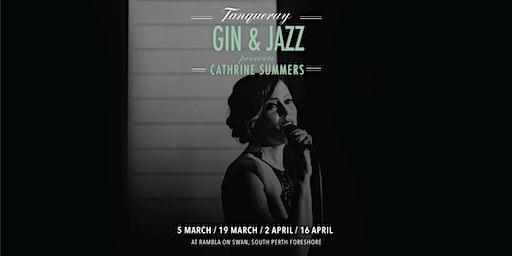 Cathrine Summers presents Tanqueray Gin & Jazz - A Swingin Gatsby Jazz Club