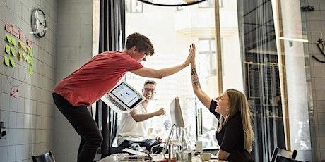 Framgångsfaktorer vid digital HR-transformation biljetter