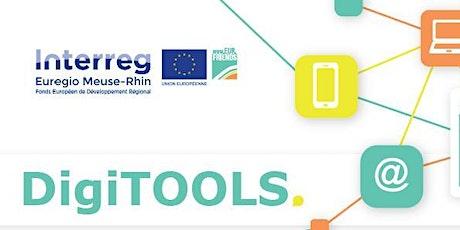 www.EUR.Friends - digiTOOLS (Interreg VA EMR) billets