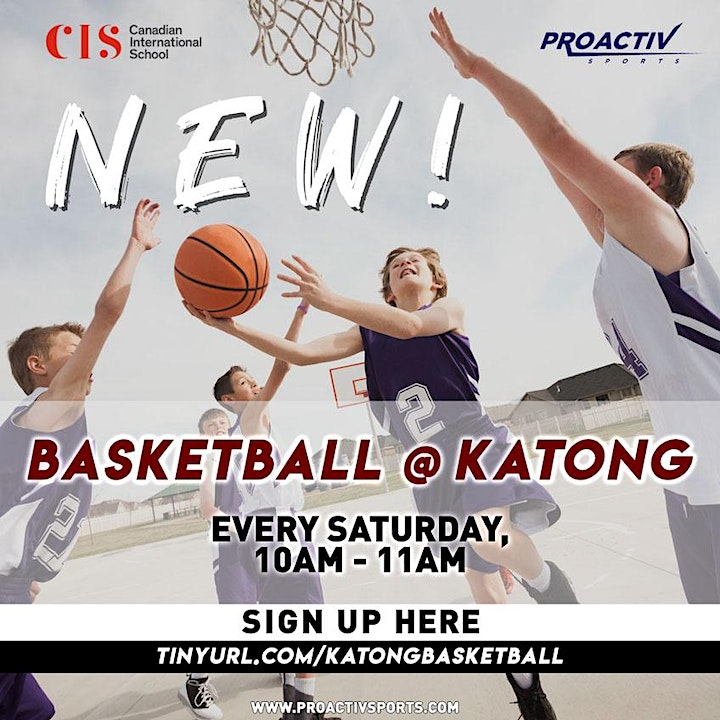 Basketball, Soccer and Multi-Sports for Kids - Weekends at Katong image