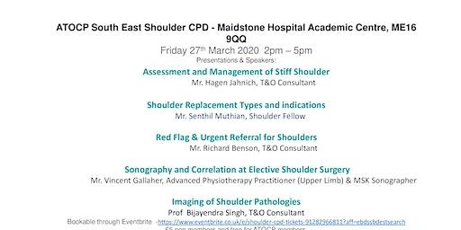Shoulder CPD