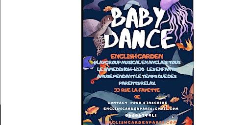 BABY DANCE -GGP group. English Garden