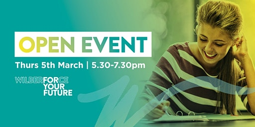 Wilberforce College Open Evening