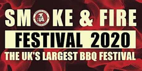 Smoke & Fire Festival 2020 tickets