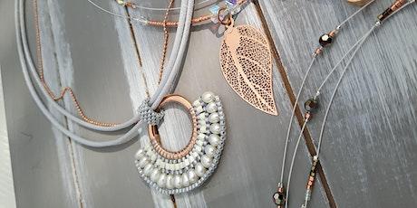Cours de bijoux chez CREACORNER billets