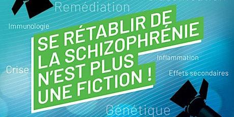 """Conférence: """"La remédiation cognitive dans la Schizophrénie"""" billets"""