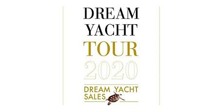 Dream Yacht Tour 2020 - Paris billets