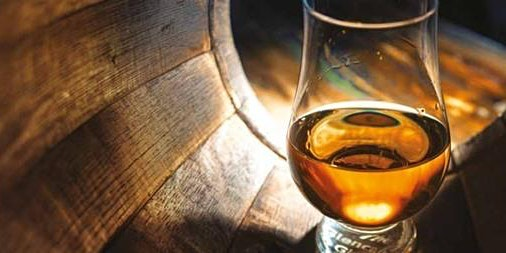 Tutored Whisky Tasting - A Tour of the Islands