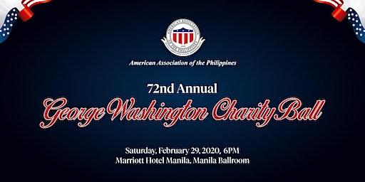 72nd George Washington Charity Ball