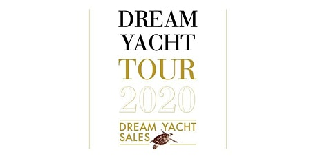 Dream Yacht Tour 2020 - Toulouse billets
