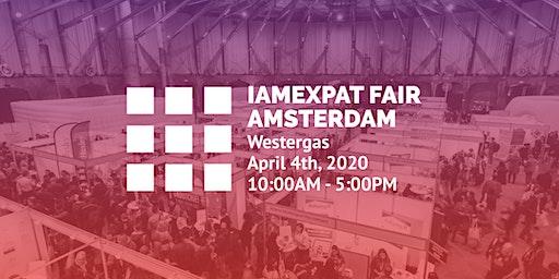 IamExpat Fair Amsterdam 2020