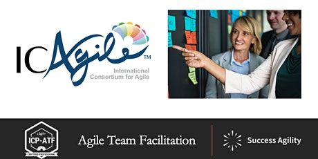 ICAgile Agile Team Facilitation (ATF)-Foundation of Leading Amazing Teams tickets