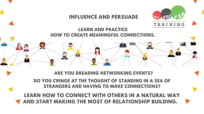 *** Postponed until further notice*** Influence and Persuade Workshop tickets