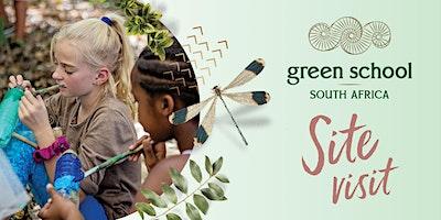 Green School site visit February 2020