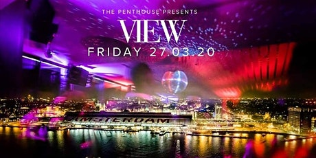The Penthouse presents VIEW tickets