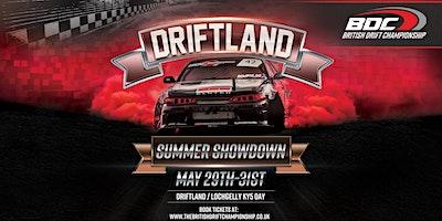 BDC – Driftland – Event 3 – Summer Showdown – (20% off Early Bird!)