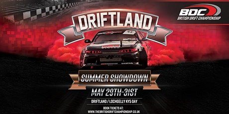 BDC - Driftland - Event 3 - Summer Showdown - (20% off Early Bird!) tickets