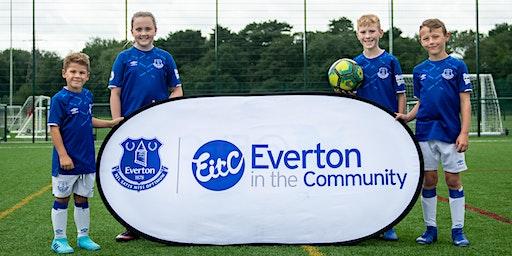 Everton Soccer Schools - Wrexham