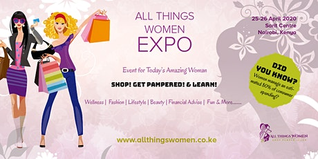 All Things Women Expo tickets