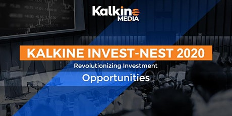 Kalkine Invest Nest 2020 tickets