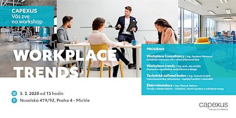 Workshop Workplace Trends tickets