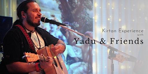 Kirtan Experience with Yadu & Friends
