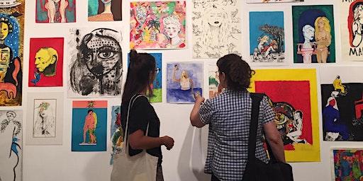 Gallery Hop in Jerusalem - February 2019