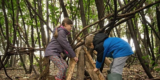 Wild Woodlands Tool Taster Workshop (6-8 years)