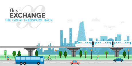 Fluxx Exchange Breakfast: The Great Transport Hack tickets