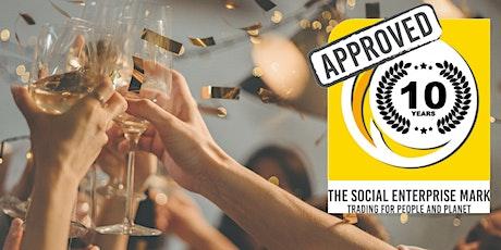 Celebrating ten years of the Social Enterprise Mark tickets